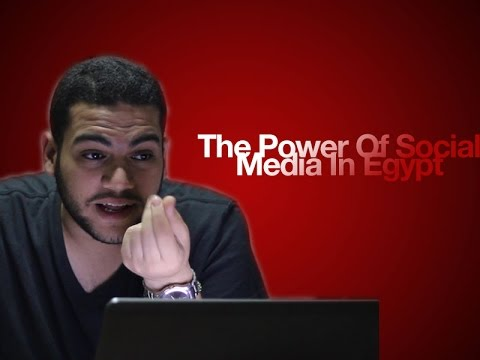 The Power Of Social Media In Egypt