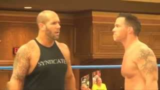 Strong Style Episode 21 ** Tyson Dux VS. Brent Banks **