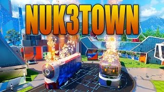 "getlinkyoutube.com-Black Ops 3 ""NUK3TOWN"": Easter Eggs, Map Changes, and more! (Nuketown Multiplayer Map)"
