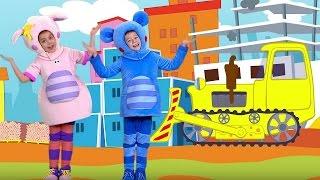 getlinkyoutube.com-Песенки для детей - Кукутики - Сборник 2 из пяти песенок мультик про машинки