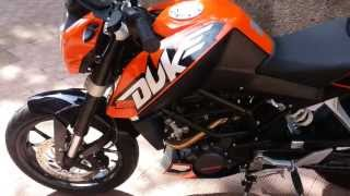 getlinkyoutube.com-KTM Duke 200 sound