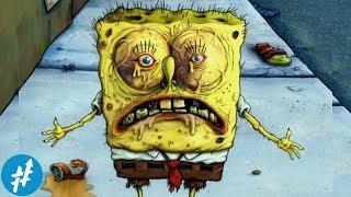 SISI JAHAT Film Kartun SpongeBob Yang Gak Kamu Tahu....!
