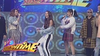 It's Showtime: Yassi Pressman does her version of the