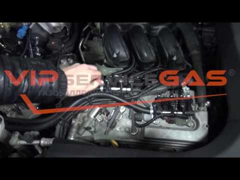 ГБО на MLexus RX 350-ГБО 4 поколения. Газ на Lexus RX 350 (ГБО ХАрьков)