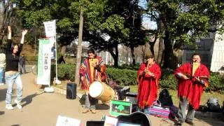 getlinkyoutube.com-上野公園にアンデス音楽が流れる