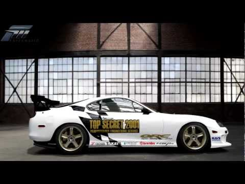 Forza 4 - 1998 Toyota Top Secret 0-300 Supra - Unicorn Car