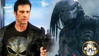 The Predator 2018 Casts Thomas Jane