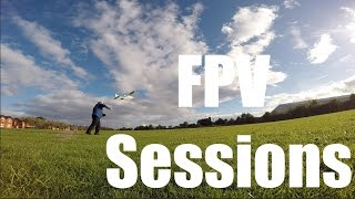 getlinkyoutube.com-HPI GUY | FPV Sessions - Ibiza - Wembley - First Bix3 Flight
