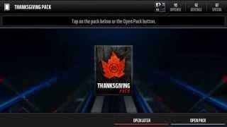 getlinkyoutube.com-Madden Mobile 16 Thanksgiving Packs Opening (Elite Pulls)