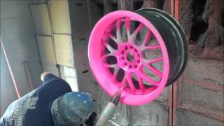 getlinkyoutube.com-Powder Coating Rims