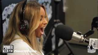 getlinkyoutube.com-What Ex boyfriend would Ciara save from drowning, 50 Cent or Bow Wow?
