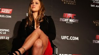 getlinkyoutube.com-Самые зрелищные кадры о самой красивой женщине - бойце.  Ронда Роузи