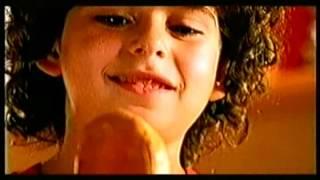 פרסומת לממרח שוקולד פרה 2001