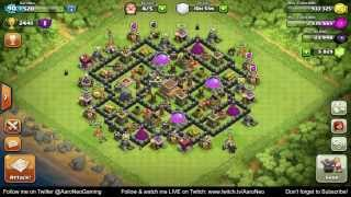 Town Hall Level 8 (TH8) Base MAXED OUT Completely Upgrade Strategy for Clash of Clans