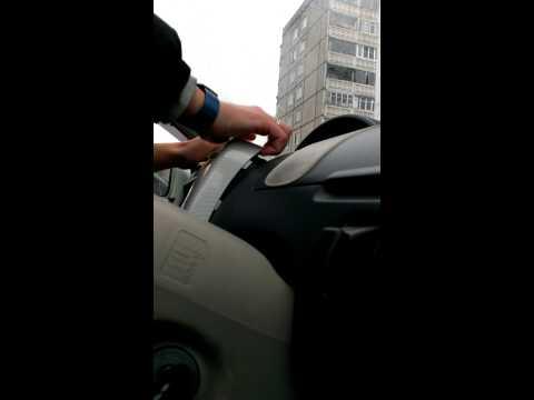 Как снимается рамка магнитолы на ek wagon