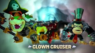 getlinkyoutube.com-Skylanders Superchargers (Wii U) Walkthrough Part 7 - Bowser and Donkey Kong Race (2 Player)
