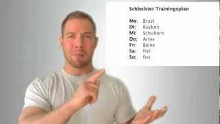 getlinkyoutube.com-Tipps zum Trainingsplan - Wie viel Regeneration brauchen meine Muskeln?