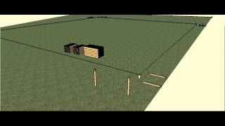 getlinkyoutube.com-Setting out a Building