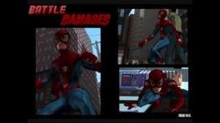 getlinkyoutube.com-Still More Ultimate Spiderman Mods / Skins