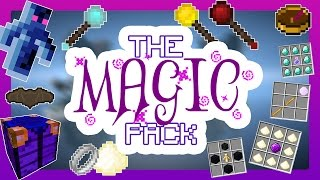 getlinkyoutube.com-The Magic Pack - A Minecraft Command Block Modpack [1.11]
