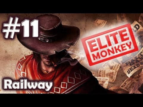 Call of Juarez Gunslinger - Walkthrough Part 11 - Railway [No Commentary] [HD PC]