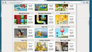 getlinkyoutube.com-How to make a Facebook Game App with Social Games Creator