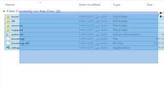 getlinkyoutube.com-طريقة حرق اي نسخة ويندوز علي اسطوانة CD\DVD