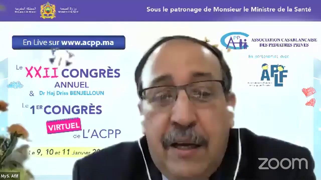 ACPP XXIIème Congrès SYNDROME INFLAMMATOIRE MULTI SYSTÉMIQUE PÉDIATRIQUE