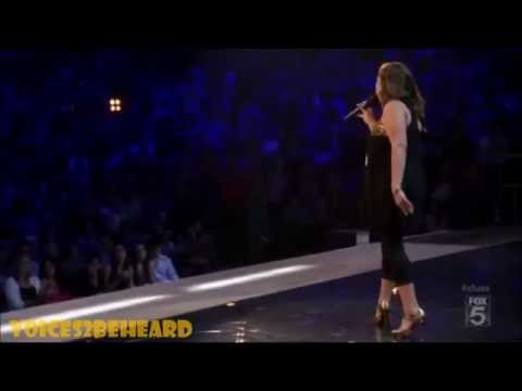 Melanie Amaro - US X Factor  2011 Stunning Audition