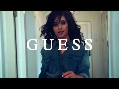 GUESS Jeans Holiday 2017 Campaign feat. Camila Cabello Preview I