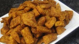 Senai Kilangu Fry | Yam Fry | Recipe | English Subtitles | Gowri Samayalarai