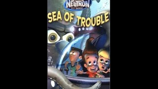 getlinkyoutube.com-Opening to The Adventures of Jimmy Neutron: Sea of Trouble 2003 VHS