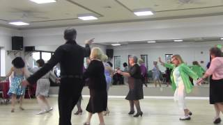 Group Cha Cha Spotlight June 11, 2016