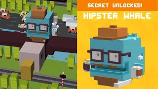 getlinkyoutube.com-★ unlock HIPSTER WHALE ★ SHOOTY SKIES Secret Character | iOS, Android