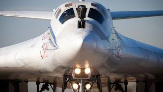 getlinkyoutube.com-Wladimir Putin fliegt den größten strategischen Bomber der Welt TU-160