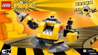 getlinkyoutube.com-LEGO  MIXELS  SERIES  6  WELDOS  KRAMM  41545  -  Лего  Миксели  6 серия  ВЕЛДОС  КРАММ  2015