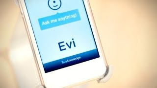 getlinkyoutube.com-Evi - Siri alternative for iPod Touch & iPhone? (App Review)