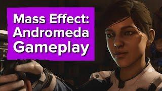 getlinkyoutube.com-5 minutes of Mass Effect: Andromeda gameplay - The Game Awards 2016