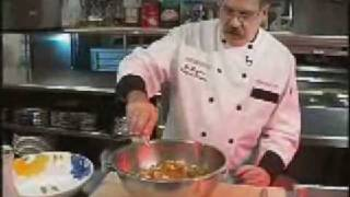 getlinkyoutube.com-Chef Ed Prepares Bread Pudding