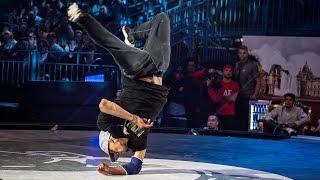 getlinkyoutube.com-Thesis vs Benny - Battle 1 - Red Bull BC One World Final 2014 Paris