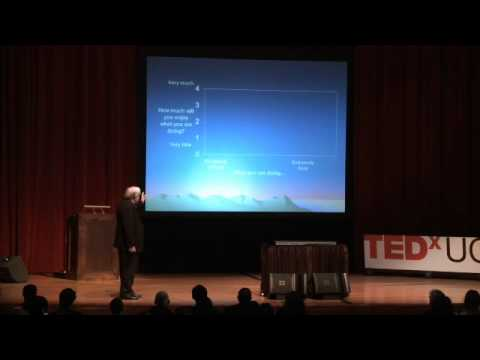 TEDxUChicago 2011 - Mihaly Csikszentmihalyi - Rules of Engagement