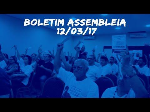 Boletim Assembleia - 12/03/17