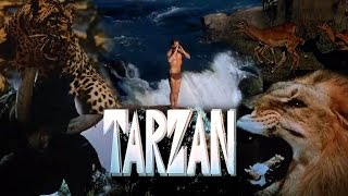 getlinkyoutube.com-Tarzan 1966 - 1968 Opening and Closing Theme (With Intro & Snippet)