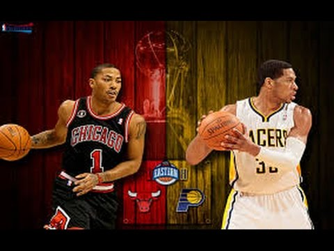 Chicago Bulls Vs Indiana Pacers 2011 NBA Playoff Preview