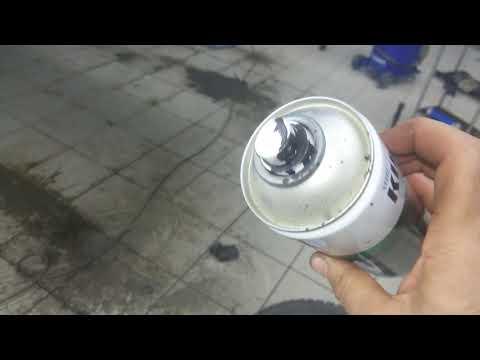 Renault Simbol 2003. Замена передних тормозных дисков.