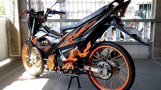 getlinkyoutube.com-SUZUKI RAIDER R 150 2014 LIMITED EDITION (After 3 years)