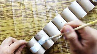 getlinkyoutube.com-5 cosas increíbles pueden hacerse usando rollos de papel higienico
