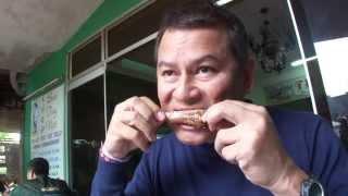 getlinkyoutube.com-BBQ Pork Rib Hue vietnam โครตอร่อยเลยครับ