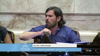 Diputado Del Caño Nicolás - Sesión - 21-12-2017 - CP
