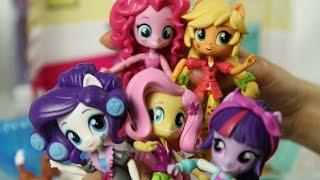 getlinkyoutube.com-My Little Pony - Equestia Girls Minis - Mini-Doll Series / Seria Mini-Laleczek